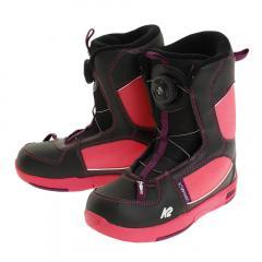 <LOHACO> ケイツー(K2) B150302001 16LIL KAT BLACK スキーブーツ(Jr)画像