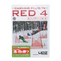アクションムービー RED4 carving plug-in htsb0204 スノーボードDVD(Men's、Lady's、Jr)