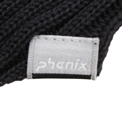 フェニックス(PHENIX) Mush Knit Balaclava バラクラバ PA478NW21 BK フェイスマスク(Men's、Lady's)