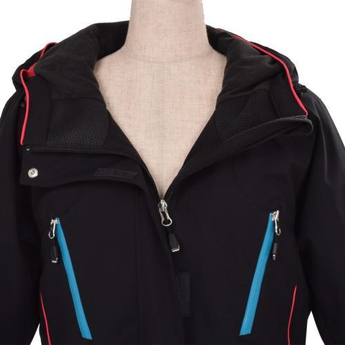 オーリン(OLIN) ヒートクロス HEAT-X WSOLID SL JK レディース スキーウエア ジャケット 317ON6DX1258 BLK ブラック(Lady's)
