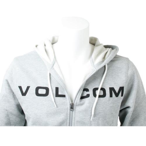 ボルコム(Volcom) CERTIFIED ZIP メンズ ウェア ジップパーカー A4841501(Men's)