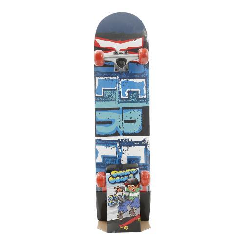 セレス(XERES) スケートボード 572E5MRCM508 BLU スケボー コンプリート