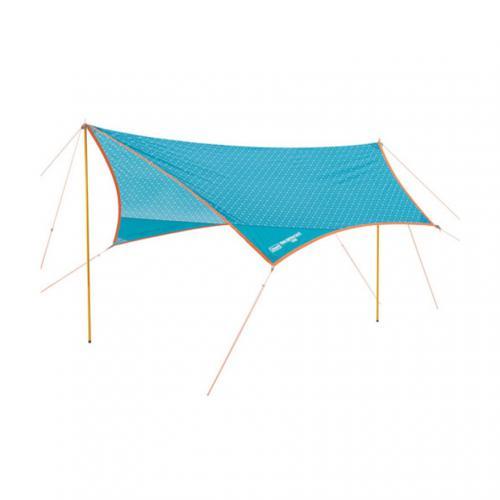 コールマン(Coleman) ウインズライト ヘキサタープ/S クリスタルブルー 2000027292 キャンプ用品 タープ(Men's、Lady's)