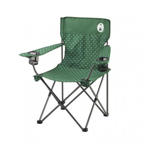 コールマン(Coleman) リゾートチェア グリーンドット 2000026735 折りたたみ椅子 キャンプ(Men's、Lady's)