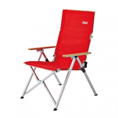コールマン(Coleman) レイチェア 折りたたみ椅子 2000026744 レッド(Men's、Lady's)