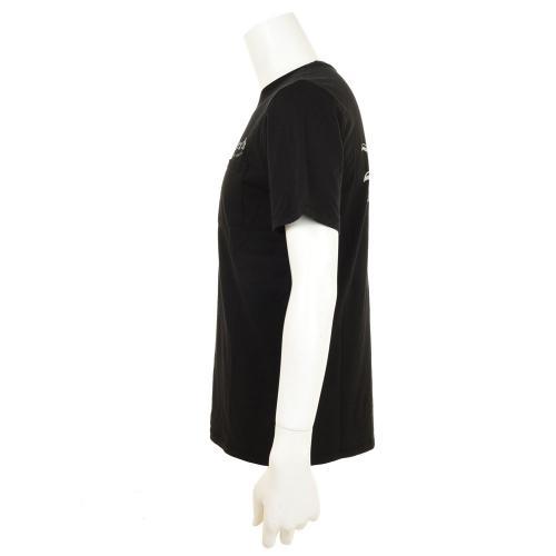 BRIXTON FLIER S/S POCKET TEE メンズ トップス 半袖Tシャツ 402-06300-0101 BLACK(Men's)