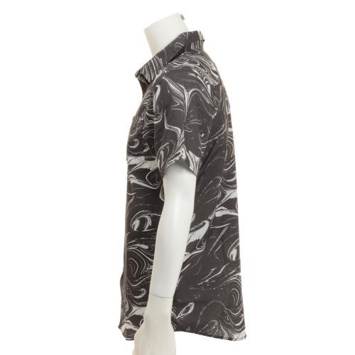 ボルコム(Volcom) メンズ ウェア プリント シャツ 半袖 LOUI LO A0411609(Men's)