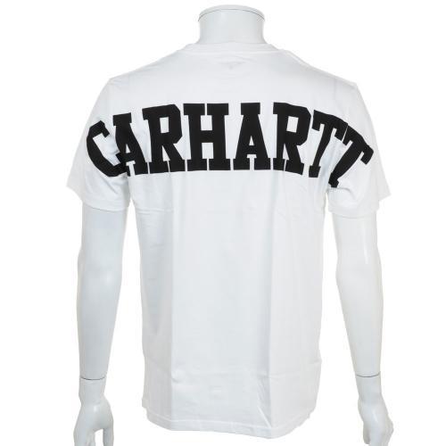 カーハート(CARHARTT) メンズ 半袖 バックプリントTシャツ S/S TONY LT T-SHIRT I0210430290(Men's)
