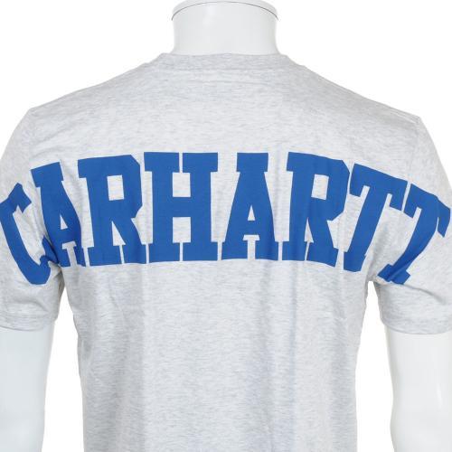 カーハート(CARHARTT) メンズ 半袖 バックプリントTシャツ S/S TONY LT T-SHIRT I02104348290(Men's)