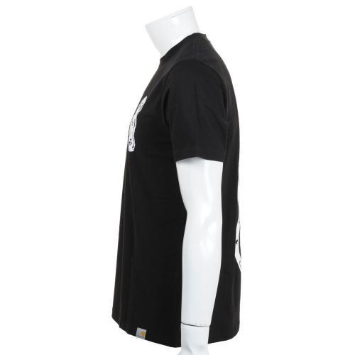 カーハート(CARHARTT) メンズ 半袖 プリントTシャツ S/S MMC Triple Logo T-SHIRT I0212588990(Men's)