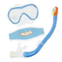 エーキューエー(AQA) エーキューエー AQA オルカソフト サミードライスペシャルシリコン2点セット 海 水泳用品 KZ-9001(Men's、Lady's)