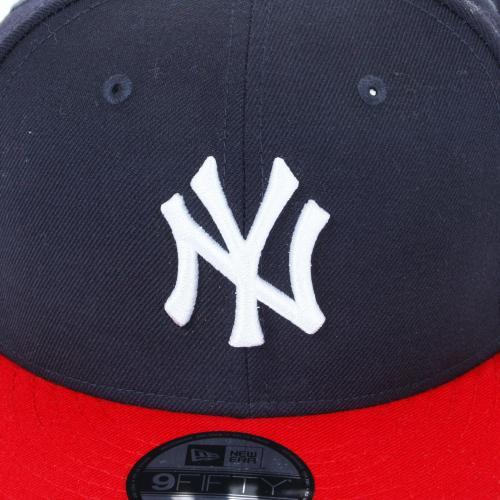 9fb5318f8d170 ... ニューエラ(NEW ERA) 9FIFTY MLB NEW YORK YANKEES 11308468 メンズ 帽子 ベースボールキャップ  ...