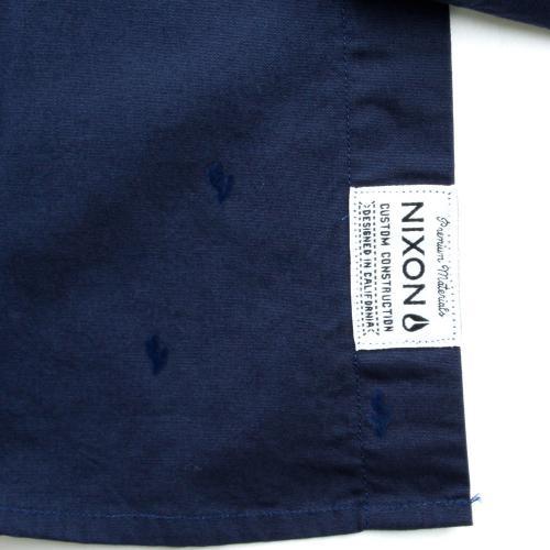 ニクソン(NIXON) メンズ ウェア シャツ 半袖 7 SISTERS NS2382307(Men's)