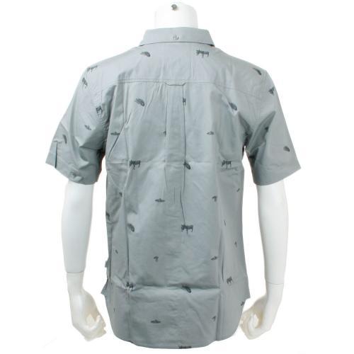ニクソン(NIXON) メンズ ウェア シャツ 半袖 BURRO NS2383135(Men's)