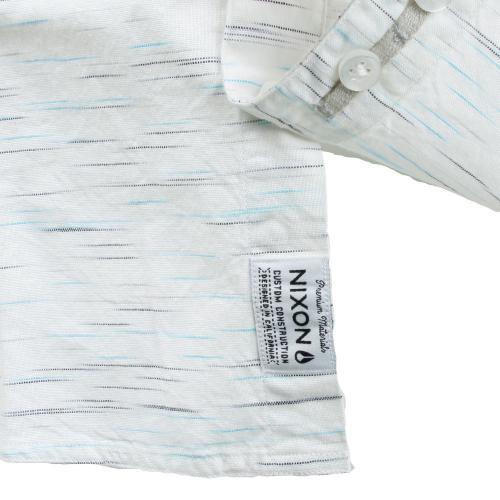 ニクソン(NIXON) メンズ ウェア シャツ 半袖 MARQUEZ NS2393100(Men's)