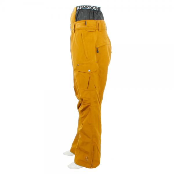 SESSIONS AUSTIN CANVAS PANTS 600008 CML ボードウエア パンツ メンズ(Men's)