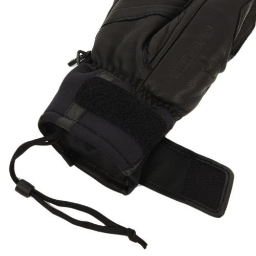 ゴールドウィン(GOLDWIN) Leather Mountain Glove G81600P K ウインター ミトングローブ スノボグローブ(Men's)