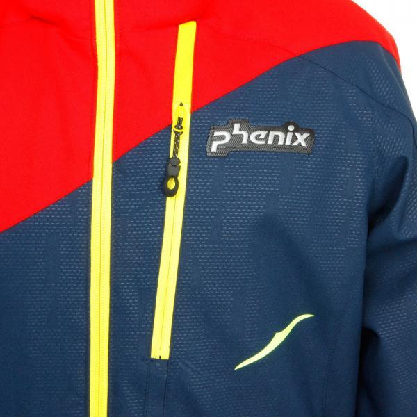 フェニックス(PHENIX) 2016-2017 DEMONSTRATION BOYS TWO PIECE キッズ ジュニア スキーウエア スノーツーピース PS6G22P81 RD レッド(Jr)