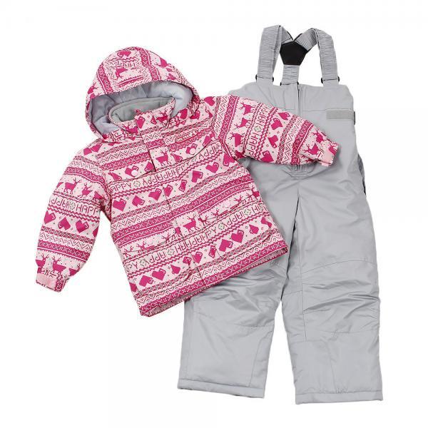 CCL TEAM 女児スーツ C3657960 CPNK キッズ スキーウエア(Jr)