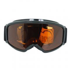 スノーカービング(SNOW CARVING) ボーイズ シングルレンズ 334SC7ZR1028 BLK(Jr)