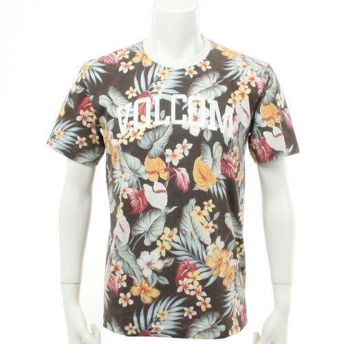 ボルコム(Volcom) Flower S/S Tee Tシャツ 半袖(Men's)