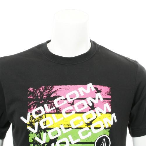 ボルコム(Volcom) Palm Tree S/S Tee Tシャツ 半袖(Men's)