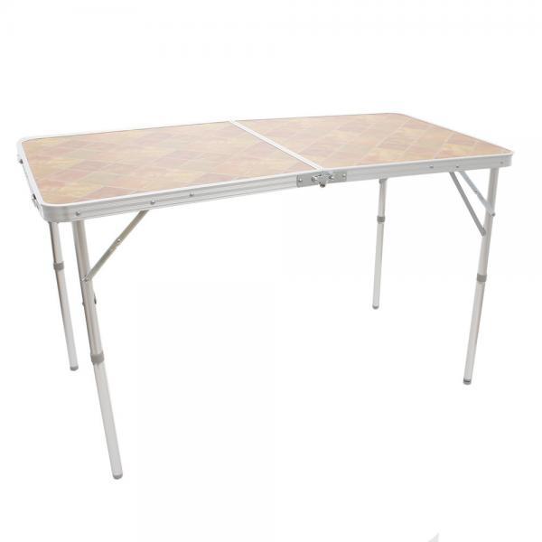 ホールアース(Whole Earth) フォールディングテーブル 120×60 WEC7D0014 アウトドア キャンプ