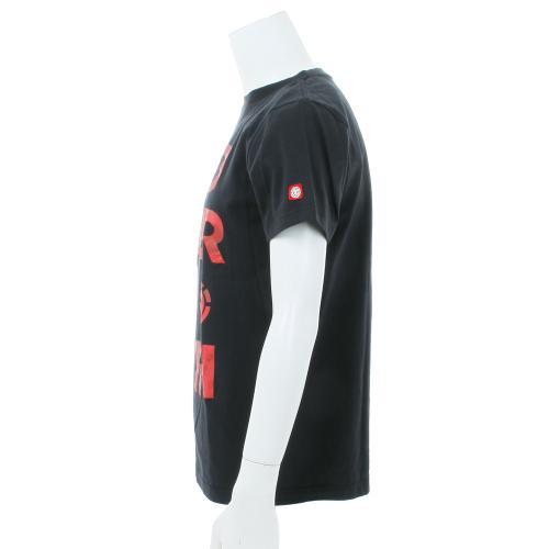 エレメント AG021253 BLK Tシャツ 半袖(Men's)