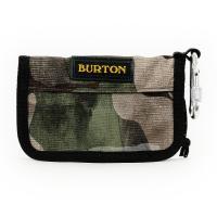 バートン(BURTON) JPN Zip Pass Wallet 15390101302 ボードバック Bkamo Print(Men's、Lady's)