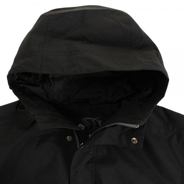 SESSIONS TWAIN JACKET メンズ ジャケット スノーボードウエア 161006 GRY(Men's)