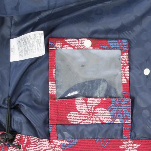 メーカーブランド MAUNAKEA PUFFY JK ARJ-602 BURGUNDY レディースボードウェア(Lady's)