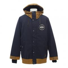 エアボーン(ARBN) TERRAIN RACING ジャケット ABJ-604 NAVY(Men's)