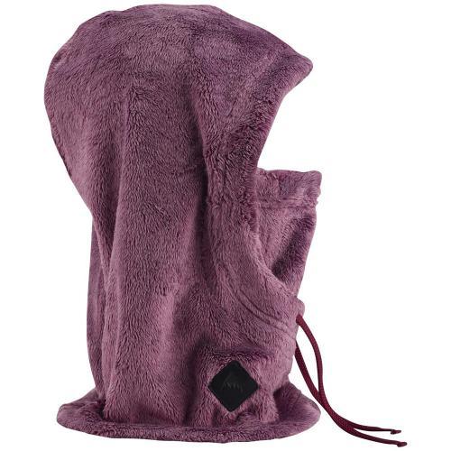 バートン(BURTON) Women's Cora Hood 15198101 Sangria ヘッドウェア バラクラバ 目出し帽(Lady's)
