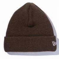 ニューエラ(NEW ERA) SOFT CUFF KNIT SOLID ビーニー 11322042 メンズ ニット帽 帽子 スノーボード(Men's)