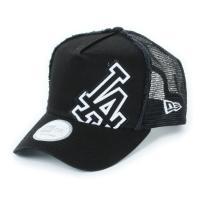 <ロハコ>ニューエラ(NEW ERA) 9FORTY D-FRAME TRUCKER ロサンゼルス・ドジャース 11120289 メンズ 帽子 ベースボールキャップ(Men's)画像