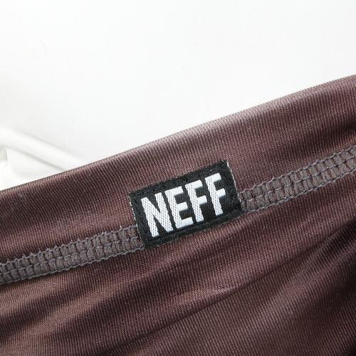 ネフ(NEFF) 2016-2017 STRE NETH メンズ スノーボードウエア ネックウォーマー スモ-ク スノボウエア(Men's、Lady's)
