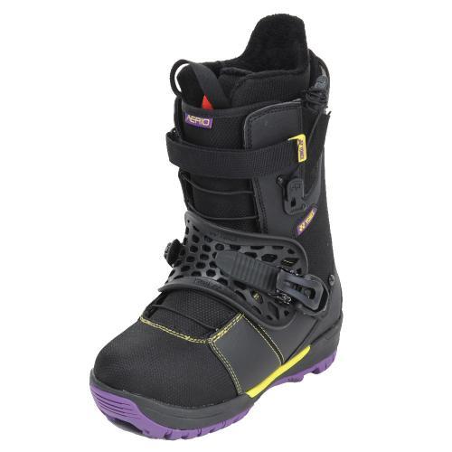 ヨネックス(YONEX) 2016-2017 AERIO AB ステップイン メンズ スノーボード ブーツ BTAEAB16 BK/YL(Men's)