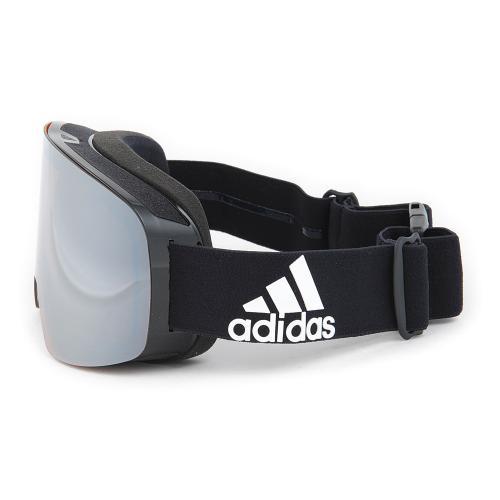アディダス(adidas) AD80 BACKLAND AD80 6050 メンズ スノー ゴーグル スキーゴーグル スノーボードゴーグル(Men's)