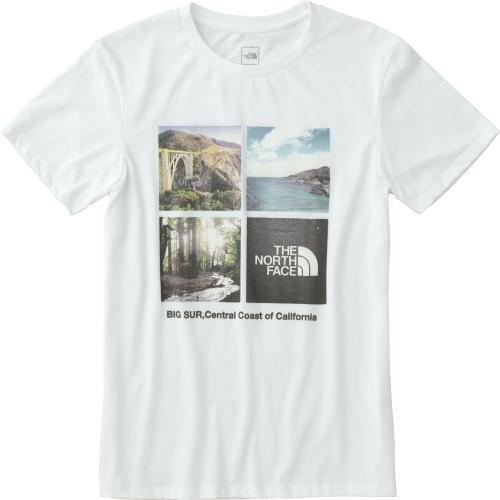 ノースフェイス(THE NORTH FACE) ショートスリーブ フォトロゴティー S/S Photo Logo Tee NT31715 W メンズ 半袖Tシャツ(Men's)