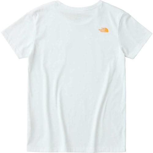 ノースフェイス(THE NORTH FACE) ショートスリーブステッチマークティー S/S Stitch Mark Tee NTW31724 W レディース Tシャツ(Lady's)