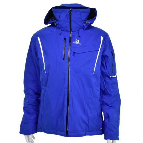 サロモン(SALOMON) 2016-2017 ENDURO メンズ スキーウエア ジャケット 17 382668 JKT M BlueY ブルー(Men's、Lady's)