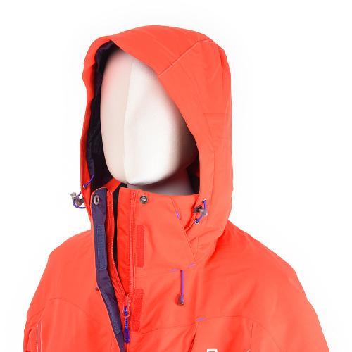 サロモン(SALOMON) 2016-2017 ENDURO JACKET レディース スキーウエア ジャケット 17 382380 W INRED レッド(Lady's)