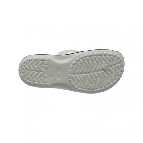 クロックス(crocs) クロックバンド フリップ crocband flip 11033-100 White メンズ サンダル(Men's)