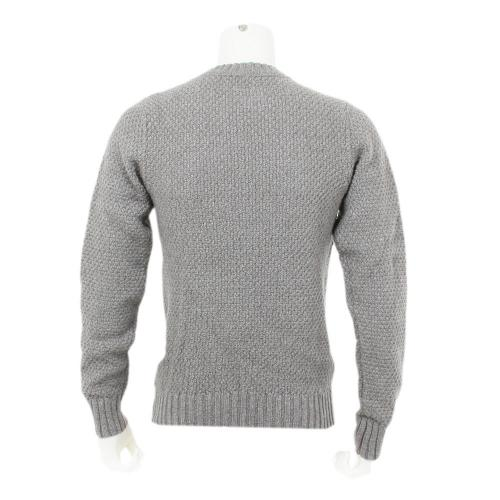 BRIXTON NEPTUNE SWEATER メンズ トップス ニット 316-02150-0304 HEATHER GREY(Men's)