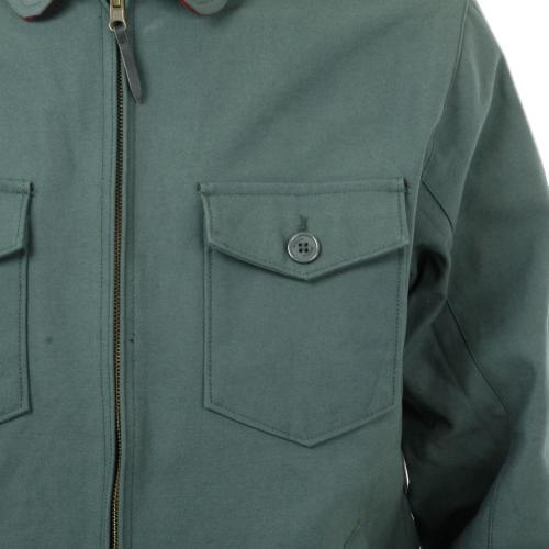 CASCADE JACKET メンズ リバーシブルジャケット 316-03143-0502 HUNTER GREEN