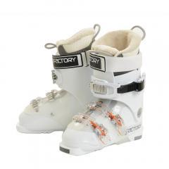 GEN スキーブーツ 18DACHS WHT(Lady's)