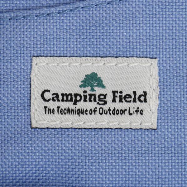 キャンピングフィールド(Camping Field) クーラーバッグ 8L 558F7HF1037 BLU(Men's、Lady's、Jr)