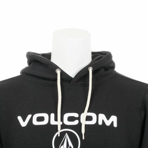 ボルコム(Volcom) BRANDING PO メンズパーカー A41416JD BLK(Men's)