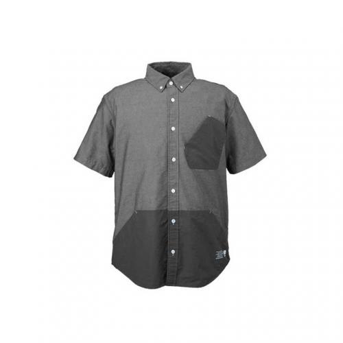 カリマー(karrimor) HYBRID S/S SHIRTS メンズ 半袖シャツ 51305M172-BLACK/CH(Men's)