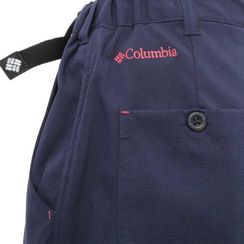コロンビア(Columbia) ダリアIII ウィメンズ コンバーチブルパンツ Daria III Women's Convertible Pant PL8195 464 Collegiate Navy ロングパンツ(Lady's)